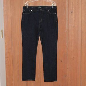 Lauren Ralph Lauren High Waisted Jeans Size 14